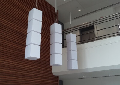reception lights